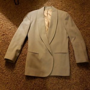 Light blue PBM blazer jacket